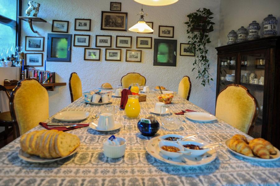 B&B Casasolana - Sala da pranzo